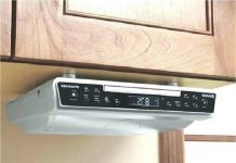 Best Under Cabinet Radio Adjustment
