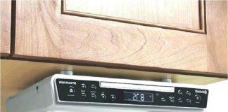 Best Under Cabinet Radio Adjustment