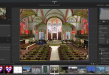 Image correction software