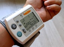 Best blood pressure wrist watch