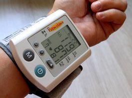 Best blood pressure wrist watch