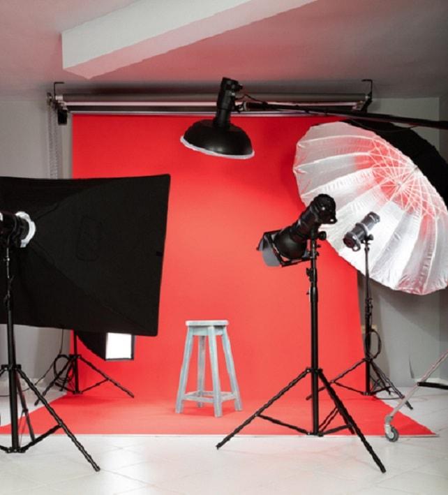 portable light box photography