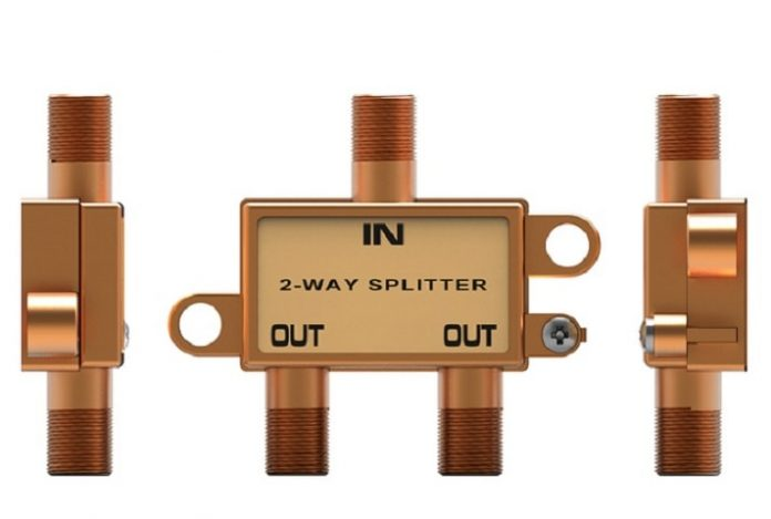 best coaxial cable splitter for televisions