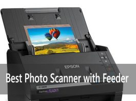 Best photo scanner to buy