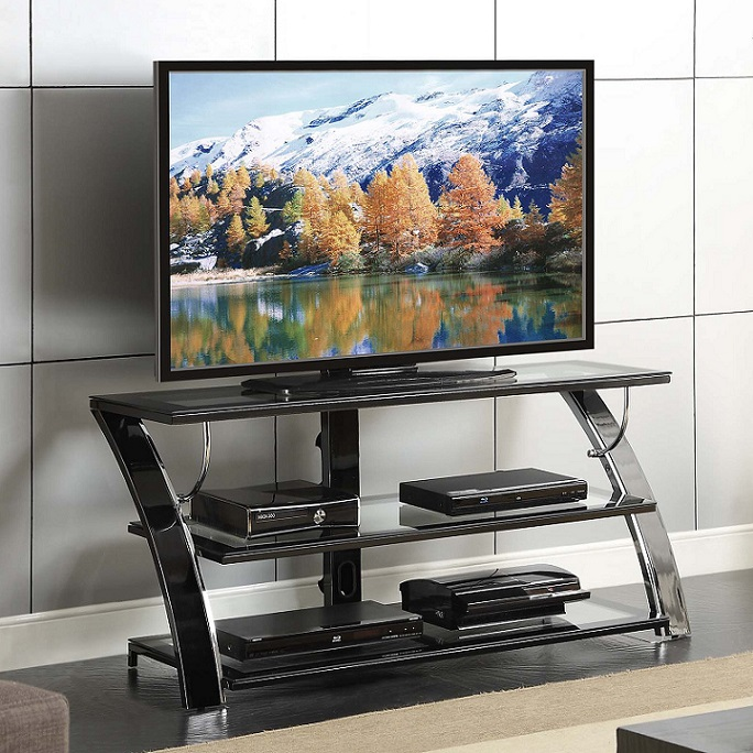 latest flat panel tv stand