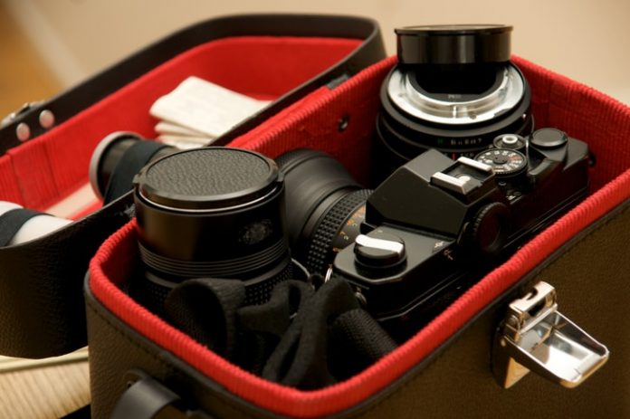 sell used camera gear