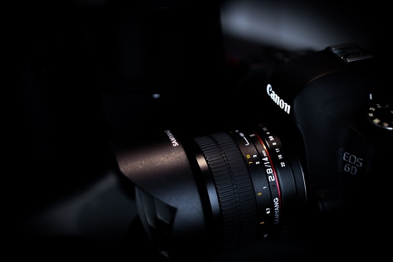low light photography lens