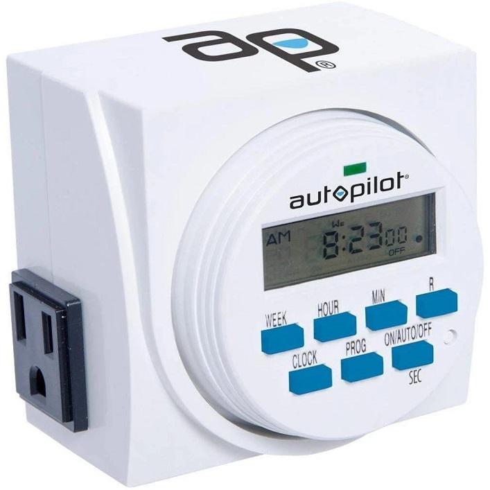 plug in light timer