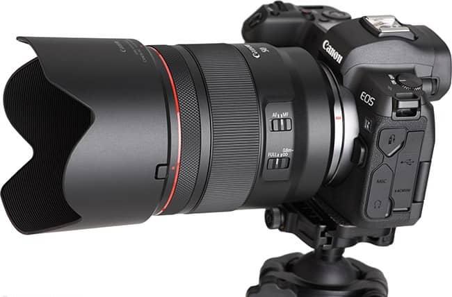 canon ef 50mm f1 8 stm lens