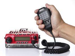 mobile ham radio setup