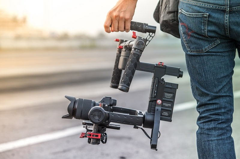 camera stabilizer review