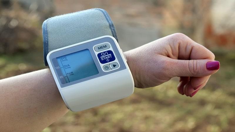 alternative blood pressure monitor
