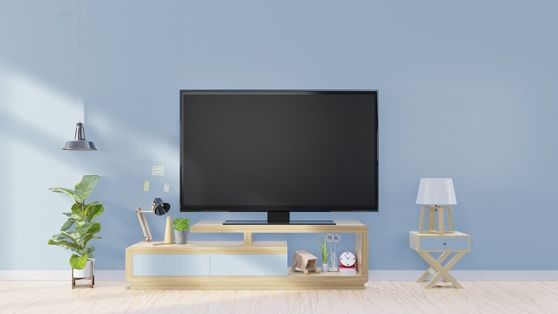 diy tv stand plans
