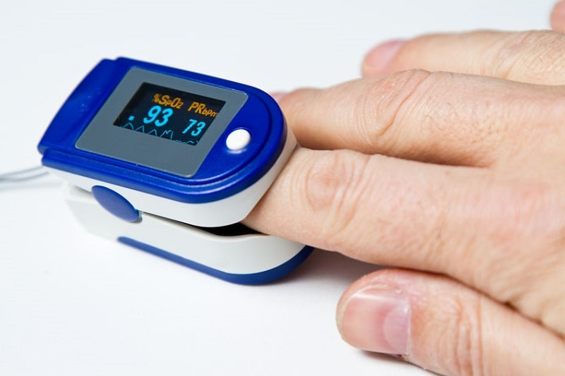 pulse oximeter heart rate accuracy