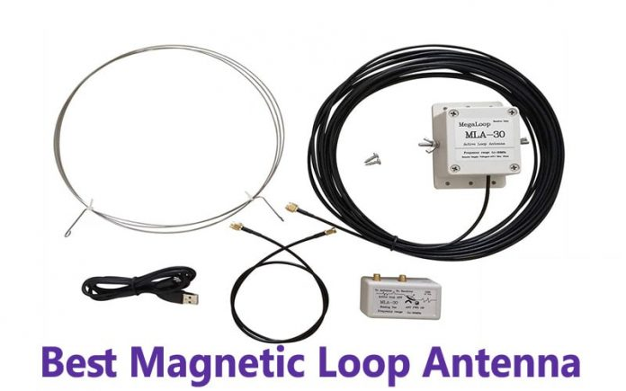 hf loop antenna design