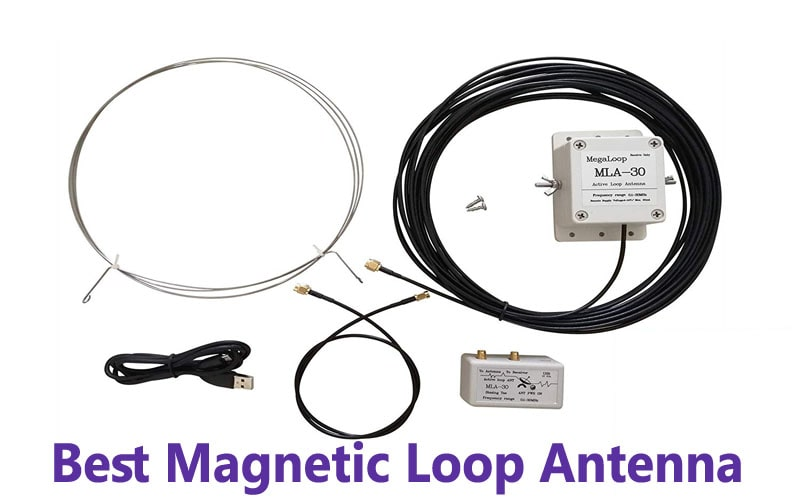 hf loop antenna design