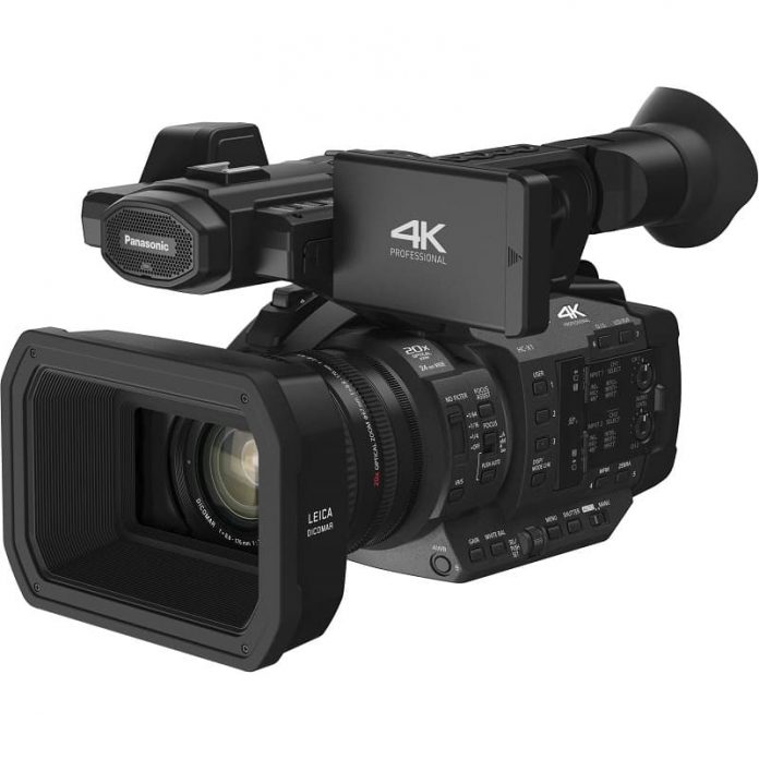 best 4k video camera