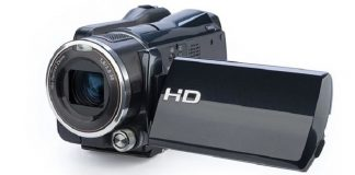 best professional video camera