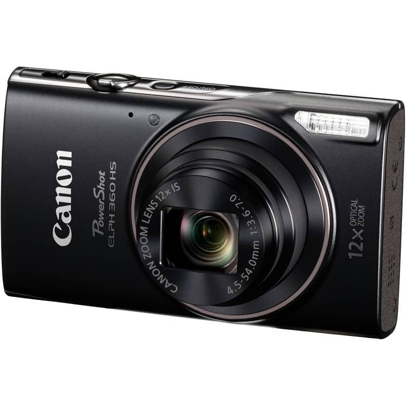 Canon Powershot ELPH Camera